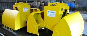 Maintenance - Bennes, grappins - COMECA Industries