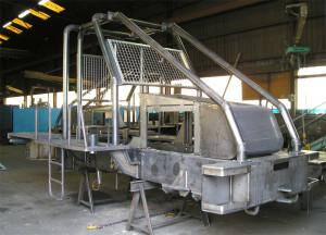 Comeca Industries - Mécano-soudures et Chaudronneries